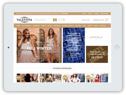 Valentina Fashion Store